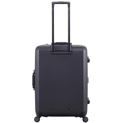Средний компактный чемодан 47x67,5x27см Lojel Rando с прорезинеными колесиками и замком, фото