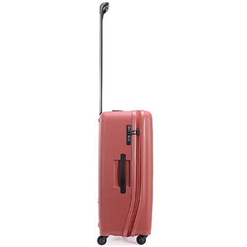 Маленький чемодан 36х54,8х24,7см Lojel Vita размера ручной клади красного цвета, фото