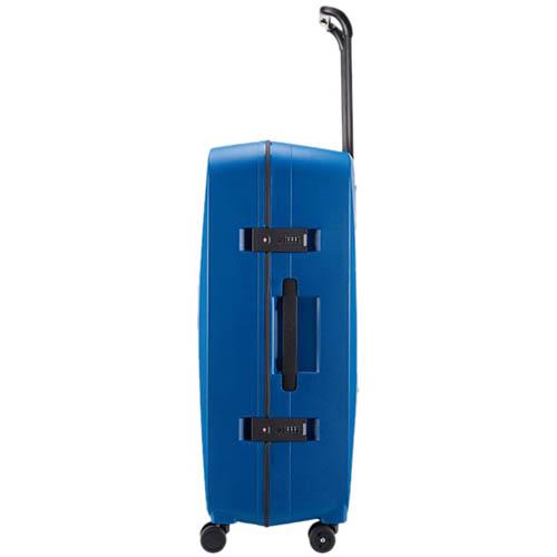 Большой дорожный чемодан 51,3х75,4х30,6см Lojel Octa 2 на сдвоенных колесиках с выдвижной ручкой, фото