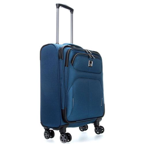 Маленький чемодан 39x55x20см Titan Nonstop синий, фото
