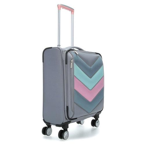 Малый чемодан 40x55x21см Titan Spotlight Soft на колесах, фото
