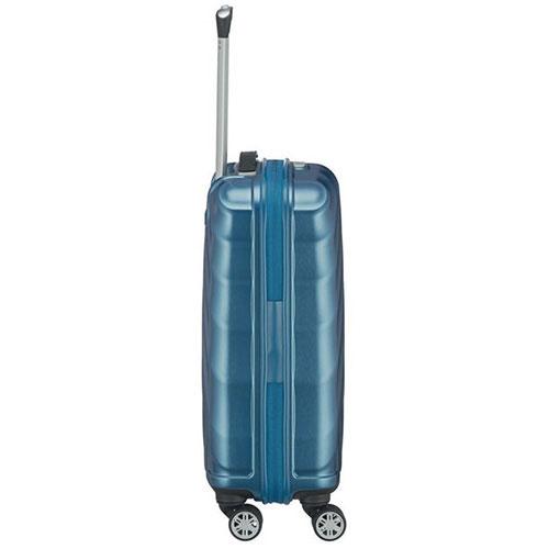 Маленький чемодан 40x55x20см Titan Shooting Star синий, фото
