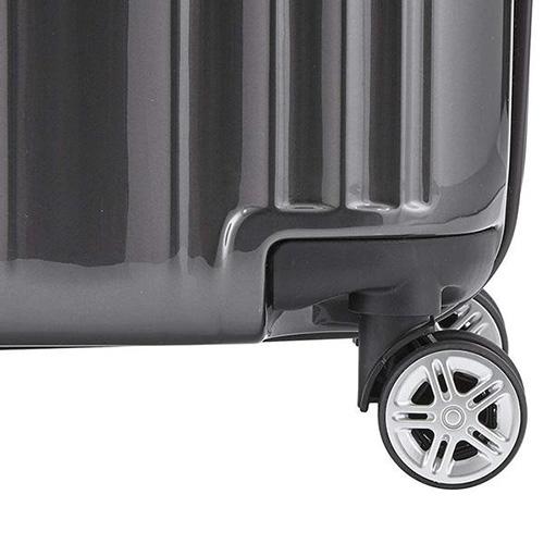 Средний чемодан 45x67x27см Titan Spotlight Flash с кодовым замком, фото