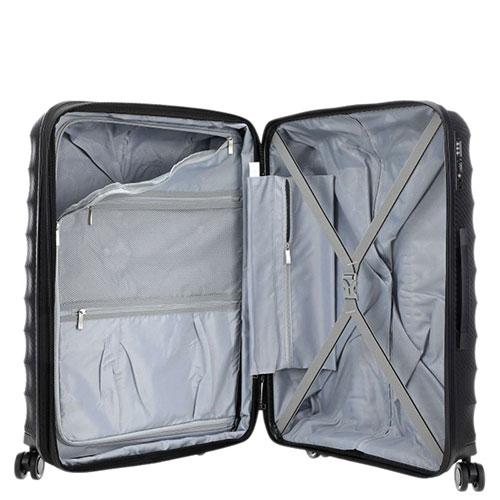 Маленький чемодан Titan Highlight серый, фото