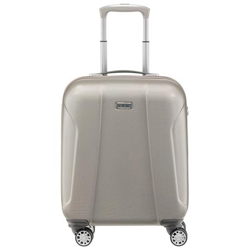 Маленький чемодан 55x40х20см Travelite Elbe Two в песочном цвете, фото