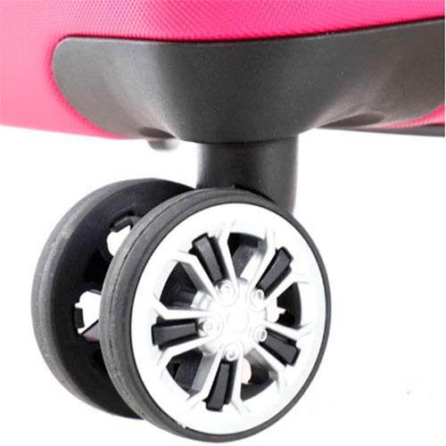 Чемодан на колесах Travelite City розового цвета 49x77x32см, фото