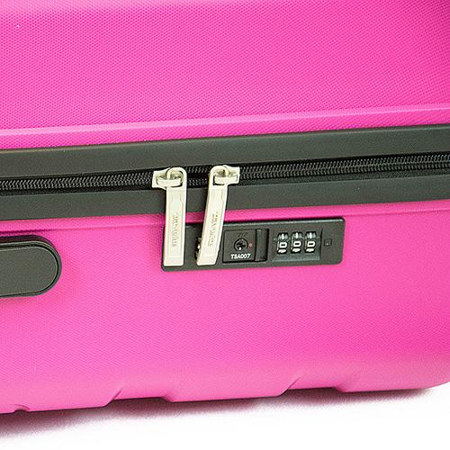 Дорожный чемодан 52x77x29см Travelite Kosmos с телескопической ручкой, фото