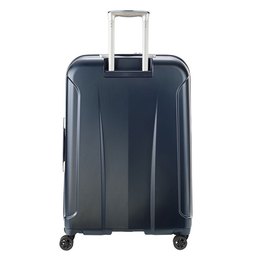 Синий чемодан 51x77x30см Travelite Elbe с кодовым замком, фото
