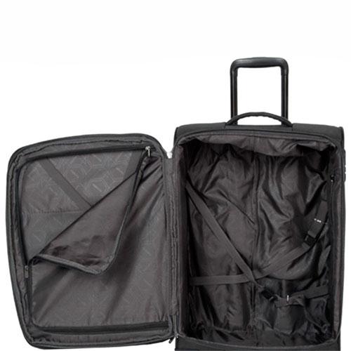 Большой чемодан Travelite Kendo 47x77x30/34см с сумкой, фото