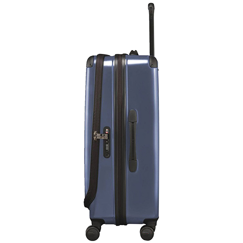 Большой чемодан 78х48х32-43см Victorinox Spectra 2.0 Expandable в синем цвете, фото
