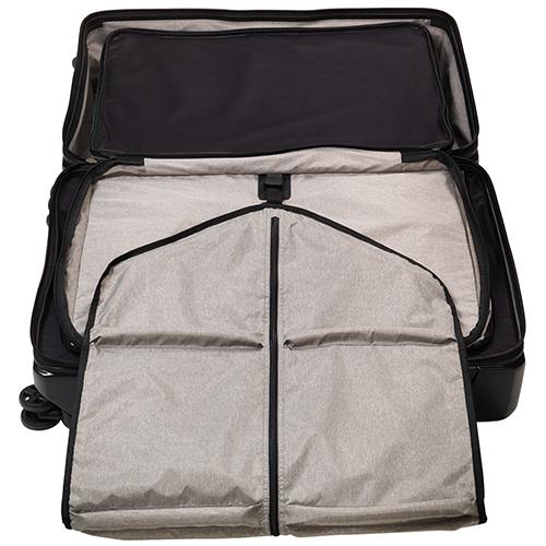 Большой чемодан 75х50х32см Victorinox Lexicon с корпусом черного цвета, фото