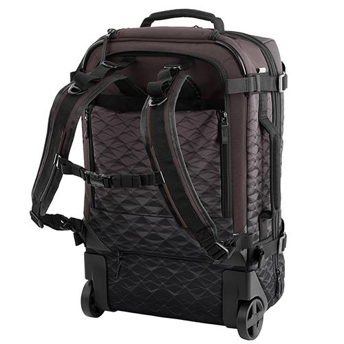 Рюкзак на колесах Victorinox Vx Touring в сером цвете, фото