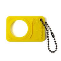 Желтый брелок-открывалка Rocket Opening Act, фото