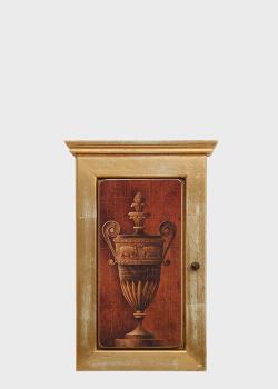 Ключница Decor Toscana Амфора 22х33см с потертостями, фото