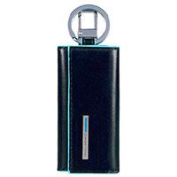 Ключница Piquadro Bl Square на 4 ключа , фото