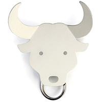 Держатель для ключей и аксессуаров Qualy Bull, фото