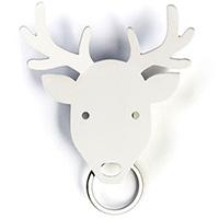 Металлический держатель Qualy Deer для ключей и аксессуаров, фото