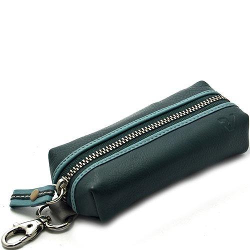 Ключница Roncato Candy темно-зеленая, фото