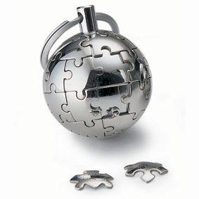 Брелок-пазл в виде глобуса Philippi , фото