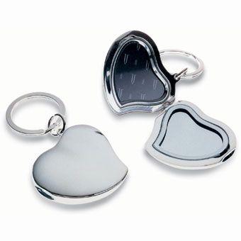 Брелок Philippi Memory с фоторамкой сердце, фото