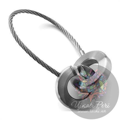Брелок Philippi Liason - кольца на тросе, фото