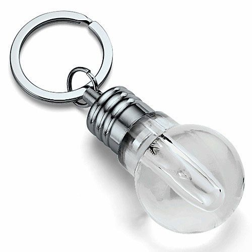 Брелок Philippi Lightbulb фонарик лампочка, фото