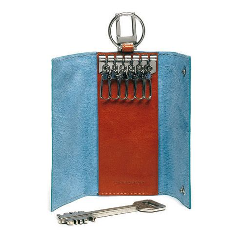 Ключница Piquadro Blue square, фото