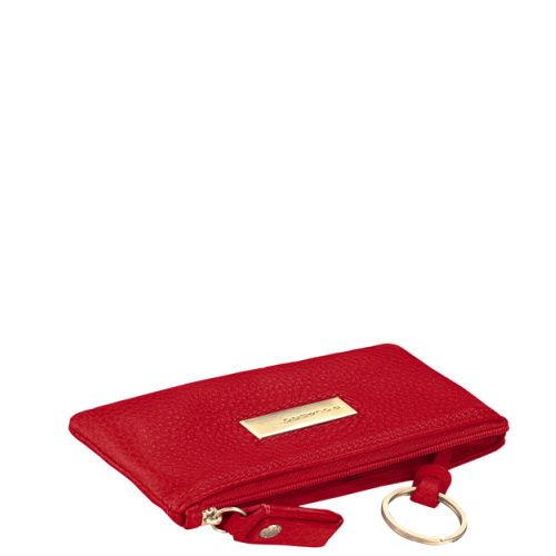 Ключница Piquadro Shimmer красная, фото