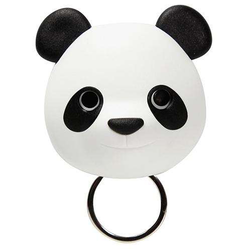 Ключница настенная Qualy Pandy Pan Панда, фото