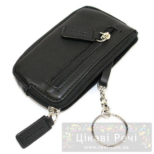 Кошелек Polo Black для мелочи и ключей, фото