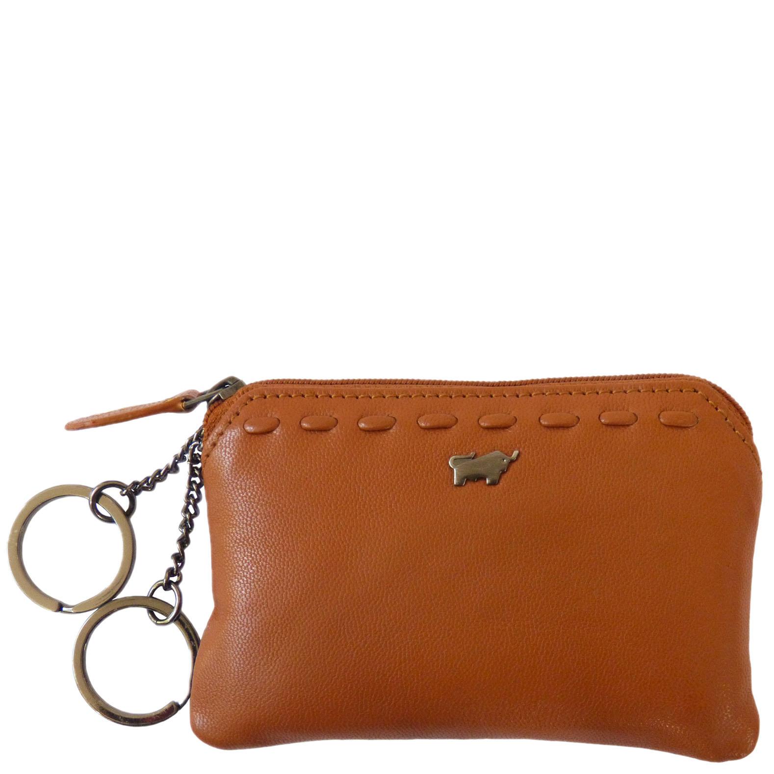 Ключница Braun Bueffel Soave светло-коричневого цвета