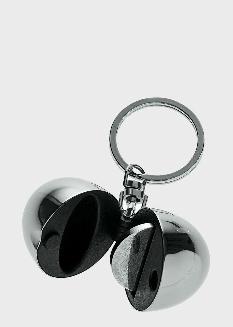 Брелок для ключей и держатель для монеты Alessi Bon Bon