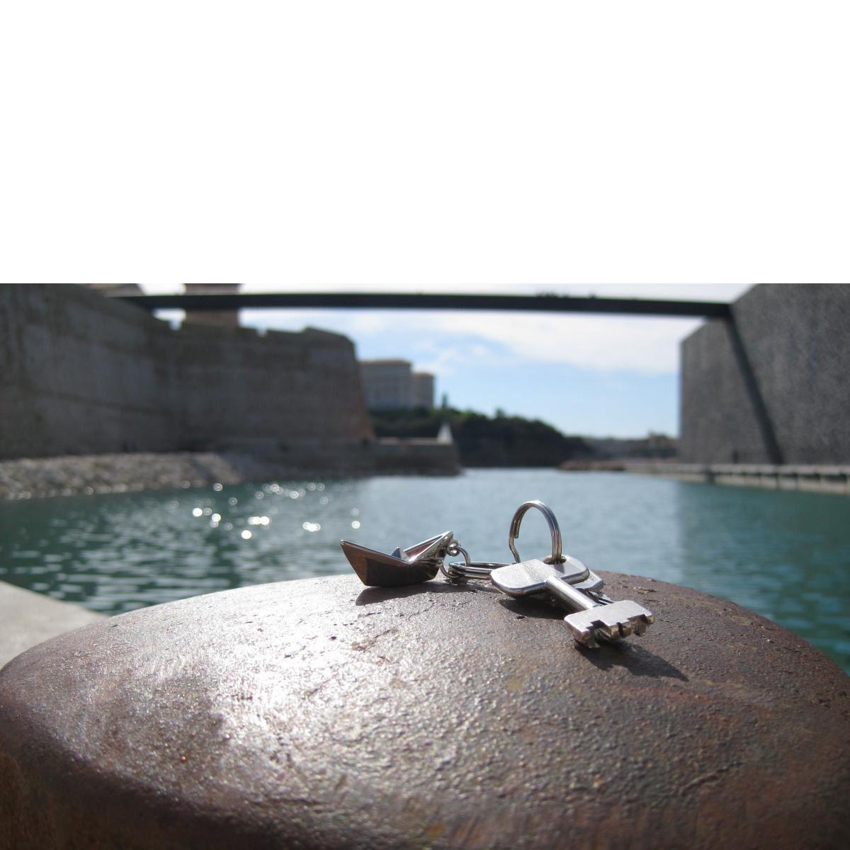 Брелок Philippi Arche Noah - кораблик