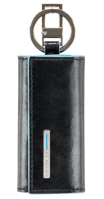 Ключница Piquadro Blue square на 4 ключа