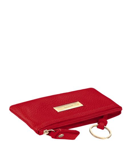 Ключница Piquadro Shimmer красная