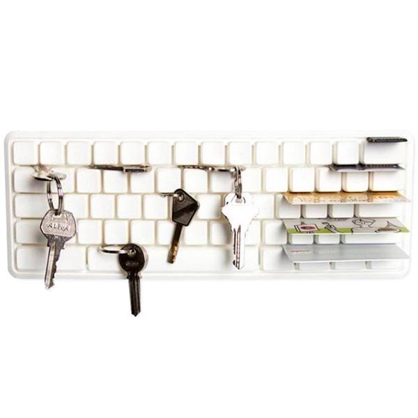 Настенный держатель Qualy Keys Board для ключей