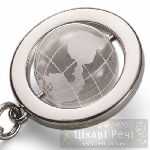 Брелок Philippi Globe с глобусом, фото