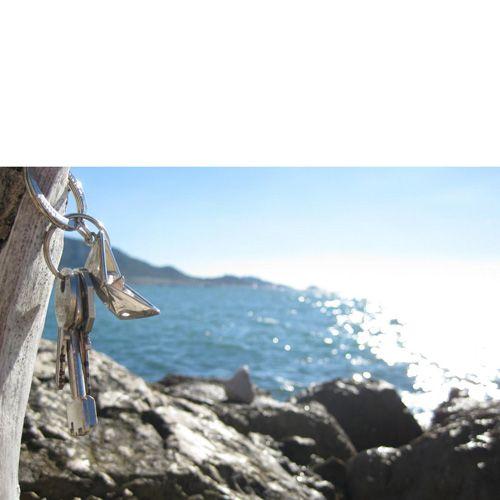 Брелок Philippi Arche Noah - кораблик, фото