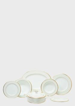 Столовый набор на 6 персон Noritake White Palace из 20 предметов, фото