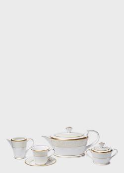 Чайный сервиз на 12 персон Noritake White Palace из 29предметов, фото