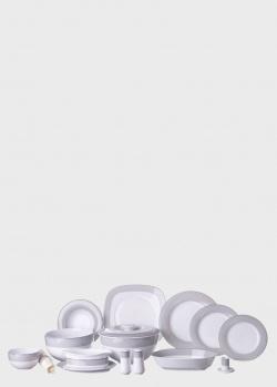 Сервиз столовый на 6 персон DPL New Deco из 25 предметов, фото