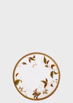Салатная  тарелка Noritake Islay 21см с рисунком, фото