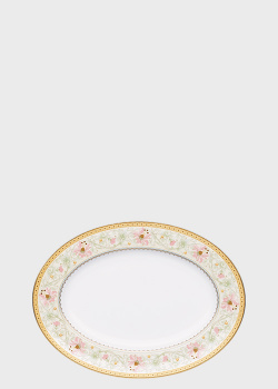 Блюдо Noritake Blooming Splendor 37см овальной формы, фото