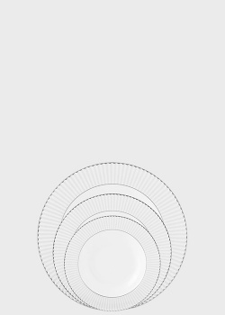 Столовый набор Noritake Eastgate на 6 персон из 23 предметов, фото