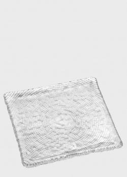 Блюдо IVV Diamante квадратной формы 20х20см, фото