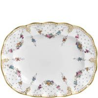 Блюдо Royal Crown Derby Antoinette 38 см, фото