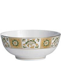 Салатник Royal Crown Derby Panel Green 24.5 см, фото