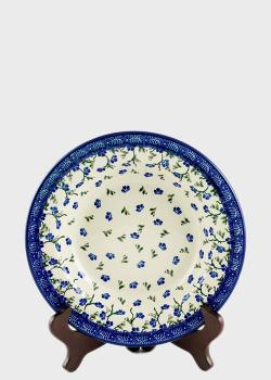 Тарелка для супа Ceramika Artystyczna Летний ветерок 23см, фото