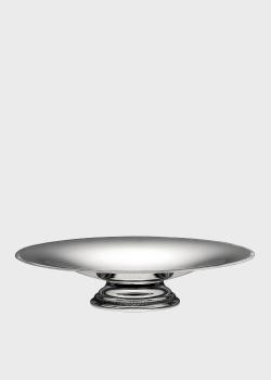 Большое блюдо Christofle Malmaison с серебряным покрытием, фото