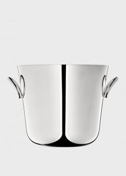 Ведро для льда Christofle Vertigo с серебряным покрытием, фото